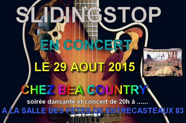 Concert bea country 2015