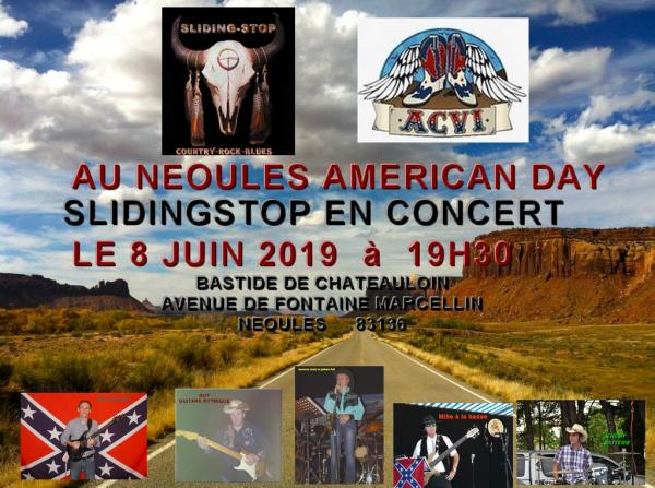 Neoules american day 2019